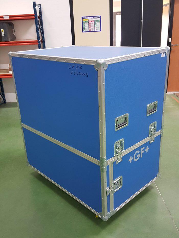 IM250 machine très robuste +GF+ Georg Fischer