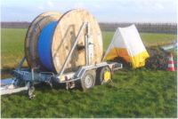 Tente à montage rapide KAR Tent puntmodel